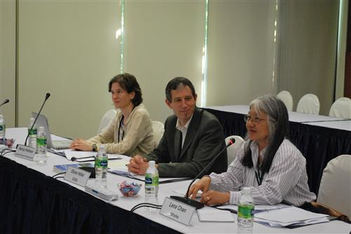 Feb. 2009 Expert Workshop on the Development of The Singapore Index on Cities' Biodiversity (CBI) National Parks Board, Singapore