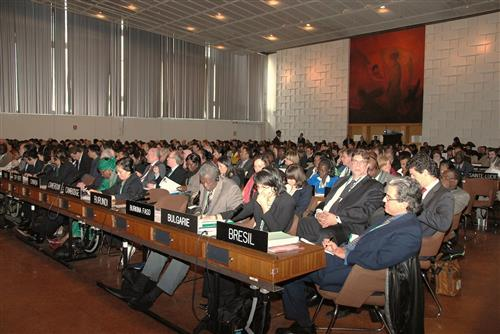 ABS-7 - Opening plenary Secretariat of the Convention on Biological Diversity