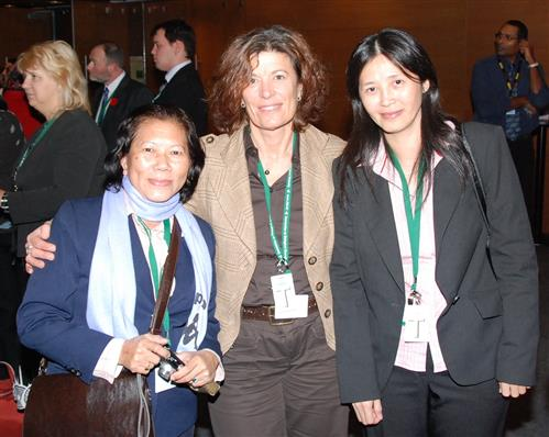 WG8J-6 Reception Secretariat of the Convention on Biological Diversity