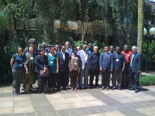 Second Expert Meeting for South-South Cooperation on biodiversity for development - Nairobi, Kenya Secretariat of the Convention on Biological Diversity