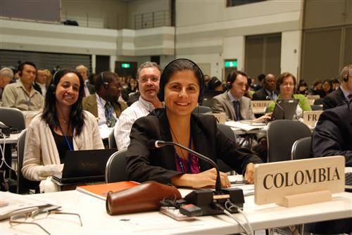 COP-MOP 5 Plenary Secretariat of the Convention on Biological Diversity