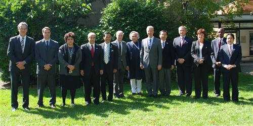 International Ministerial Forum of CBD COP Presidents - Switzerland Secretariat of the Convention on Biological Diversity