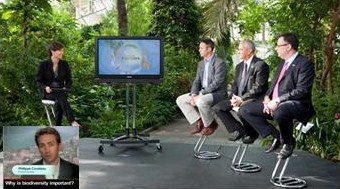 CNN International spotlights biodiversity CNN/Kew News