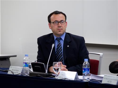 Mourad Ahmia - G-77 Executive Secretary