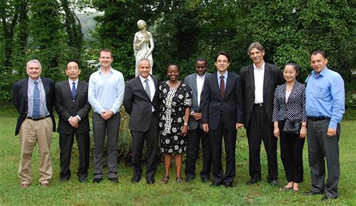 Biodiversity-related Conventions Liaison Group retreat - Geneva Secretariat of the Convention on Biological Diversity