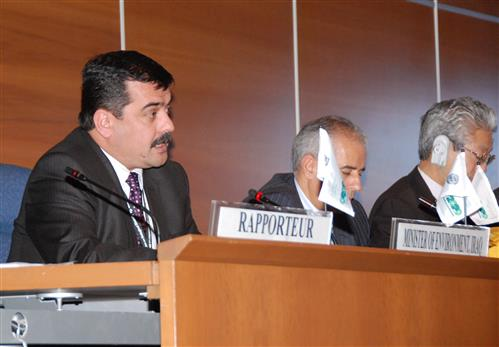 WG8J-7 - Opening plenary Secretariat of the Convention on Biological Diversity