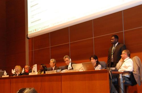 WG8J-7 - Closing plenary Secretariat of the Convention on Biological Diversity