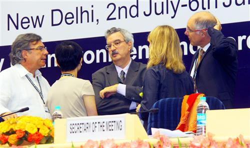 ICNP2 meeting in New Delhi, India IISD Reporting Services