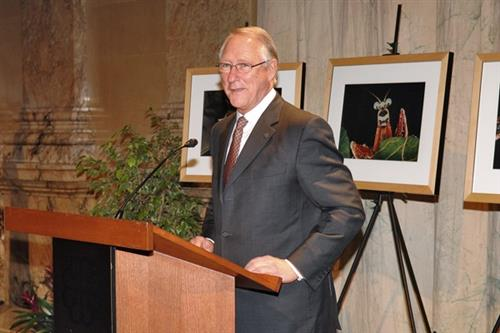 Mr. Gérald Tremblay, Mayor of Montreal