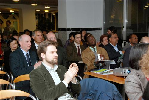 Side Event on Island Biodiversity © CBD
