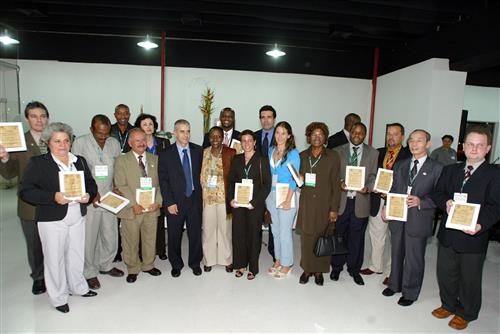 COP-MOP 3 Secretariat of the Convention on Biological Diversity
