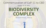 Commemoration of CoP-11 to CBD