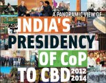 A Panoramic View of India's Presidency of COP to CBD 2012 -2014