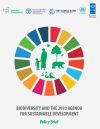 Policy brief: Biodiversity and the 2030 Agenda for Sustainable Development
