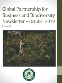 Global Partnership for Business and Biodiversity, Issue8