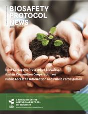 Biosafety Protocol Newsletter Issue 13 2017/2018