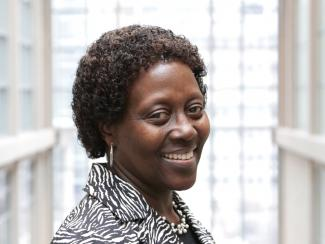 Elizabeth Maruma Mrema, Acting Executive Secretary of the Convention on Biological Diversity
