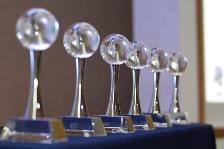 CHM Award Trophies at COP 13