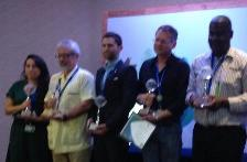 CHM Award Winners at COP 13