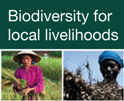Biodiversity for local livelihoods