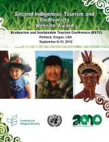 Second Indigenous Tourism and Biodiversity Website Award