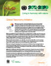 Global Taxonomy Initiative