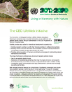 The CBD LifeWeb Initiative