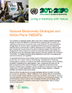 National Biodiversity Strategies and Action Plans (NBSAPs)