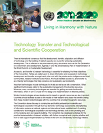Technology Transfer and Technological and Scientific Cooperation