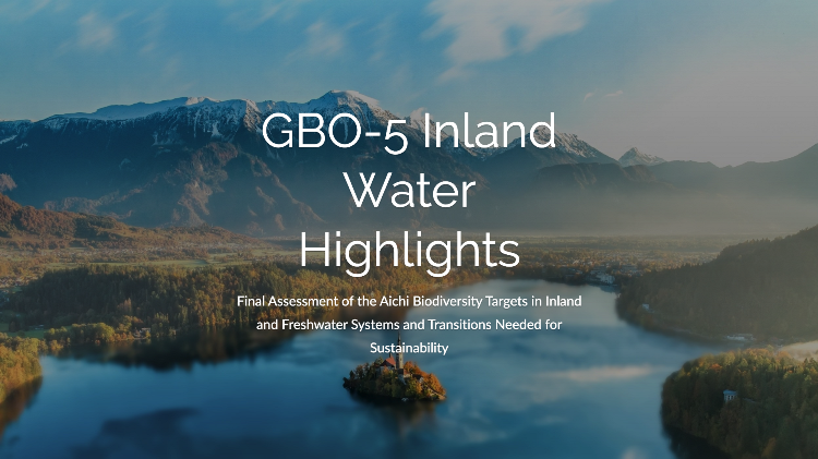 GBO-5 Inland Water Highlights